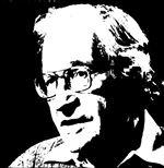 Noam Chomsky by tatranactivist