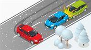 Co dělat při dopravní nehodě. S chladnou hlavou krok za krokem