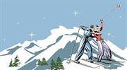 Na lyže do zahraničí. Ceny skipassů i ubytování