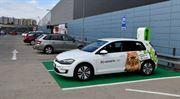 Moneta má první veřejnou nabíjecí stanici pro elektromobily