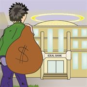 Ideální banka I: videobankéř poradí, co s penězi