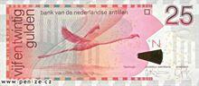 Nizozemsko-antilský gulden 25