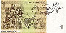 Australský dolar 1
