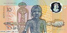 Australský dolar 10