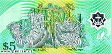 Brunejský dolar 5