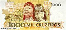 Brazilský reál 1000