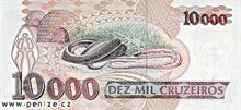 Brazilský reál 10000