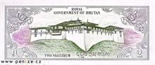 Bhútánský ngultrum 2