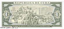Kubánské peso 1