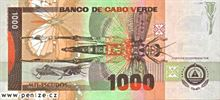 Kapverdské escudo 1000