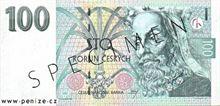 Česká koruna 100
