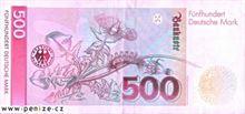 Německá marka 500