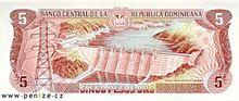 Dominikánské peso 5