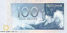 koruna 100