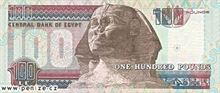 Egyptská libra 100