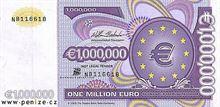 Euro 1000000