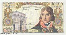 Francouzský frank 10000