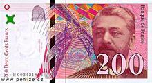 Francouzský frank 200