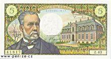Francouzský frank 5