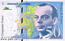 Francouzský frank 50