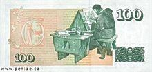 Islandská koruna 100