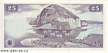 Islandská koruna 25