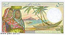 Komorský frank 500
