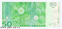 Norská koruna 50
