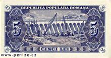 Rumunské leu 5