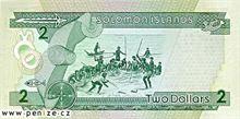 Šalomounský dolar 2