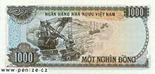 Vietnamský dong 1000