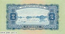 Vietnamský dong 2