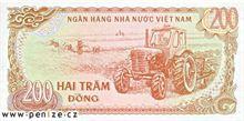 Vietnamský dong 200