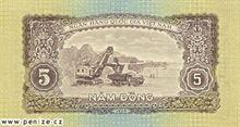 Vietnamský dong 5