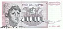 yum 500000000