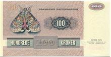 Dánská koruna 100