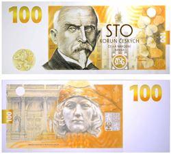 Pamětní bankovka s Aloisem Rašínem