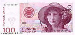 Norská koruna
