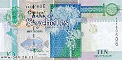 Seychelská rupie