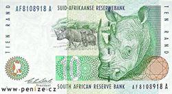 Jihoafrický rand