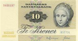 Dánská koruna