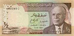 Tuniský dinar