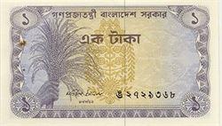 Bangladéšská taka