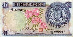 Singapurský dolar