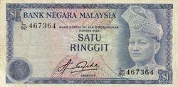 Malajský ringit