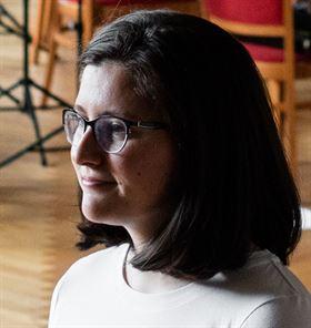 Petra Soukupová. Foto: Marek Kučera
