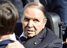 Abdelazíz Buteflika, prezident Alžírska (dnes už bývalý)