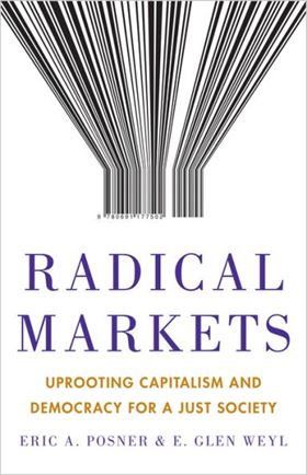 Radical Markets obálka