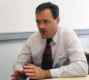 David Šmejkal, ředitel Poradce při finanční tísni