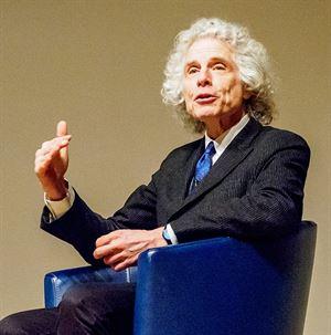 Steven Pinker by Paul Jenkins